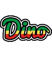 Dino african logo