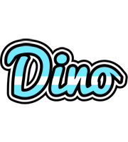 Dino argentine logo
