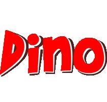 Dino basket logo
