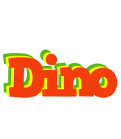 Dino bbq logo