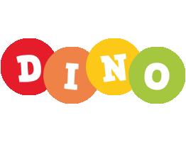 Dino boogie logo