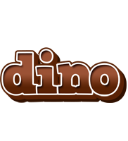 Dino brownie logo