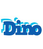 Dino business logo