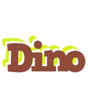 Dino caffeebar logo