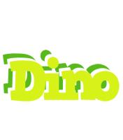 Dino citrus logo