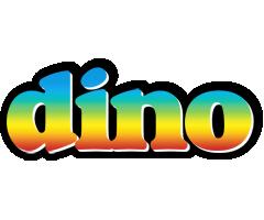 Dino color logo