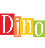 Dino colors logo