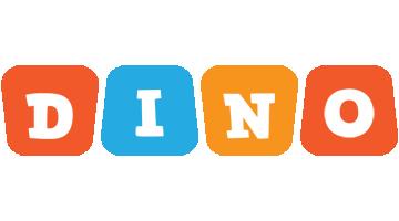 Dino comics logo