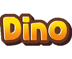 Dino cookies logo