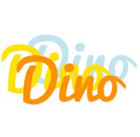 Dino energy logo