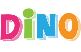 Dino friday logo