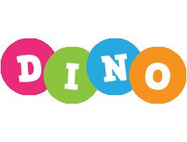 Dino friends logo