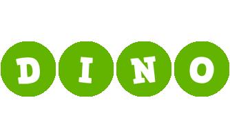 Dino games logo