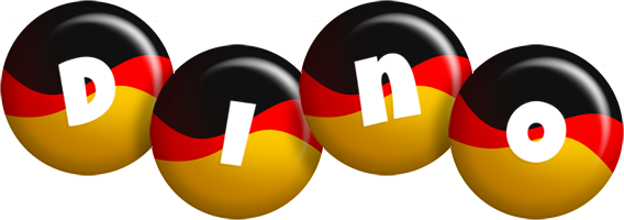 Dino german logo