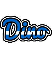 Dino greece logo