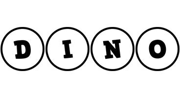 Dino handy logo