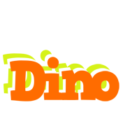 Dino healthy logo