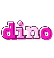 Dino hello logo