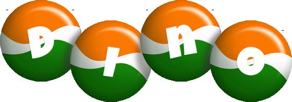 Dino india logo
