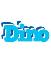 Dino jacuzzi logo