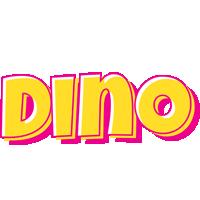 Dino kaboom logo