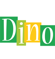 Dino lemonade logo