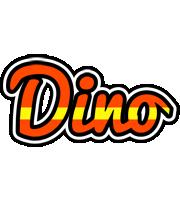 Dino madrid logo
