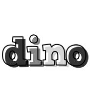 Dino night logo