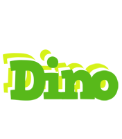 Dino picnic logo