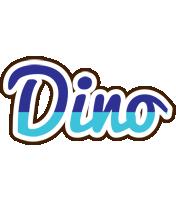 Dino raining logo