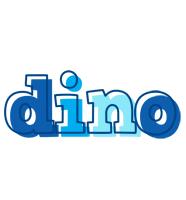 Dino sailor logo