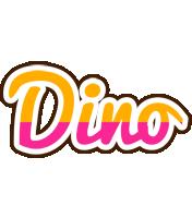 Dino smoothie logo