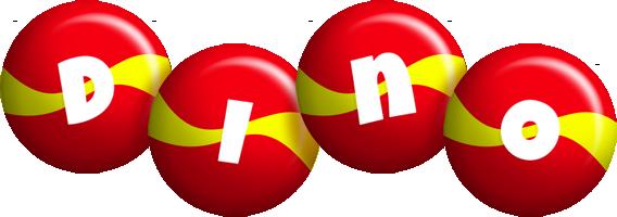 Dino spain logo