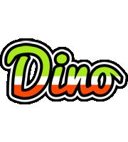 Dino superfun logo