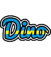 Dino sweden logo
