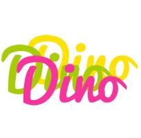 Dino sweets logo