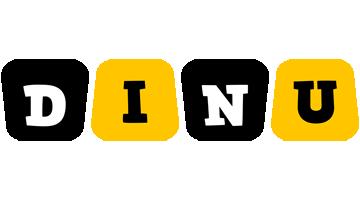 Dinu boots logo