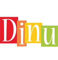 Dinu colors logo