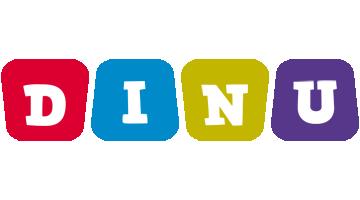 Dinu daycare logo