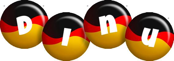 Dinu german logo