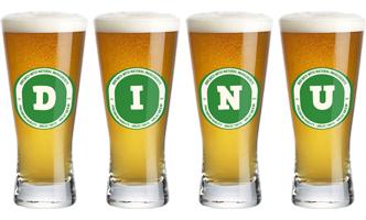 Dinu lager logo
