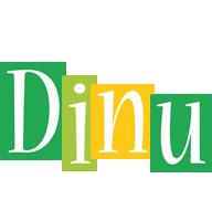 Dinu lemonade logo