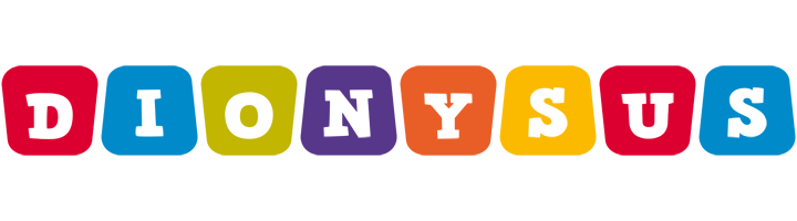 Dionysus kiddo logo