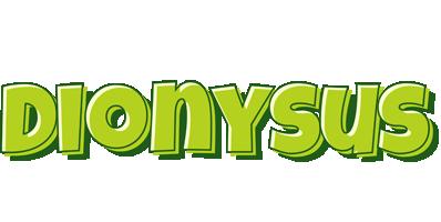 Dionysus summer logo