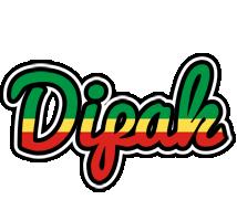 Dipak african logo