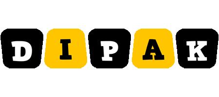 Dipak boots logo