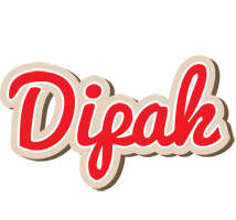 Dipak chocolate logo