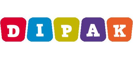 Dipak daycare logo