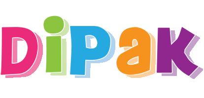 Dipak friday logo