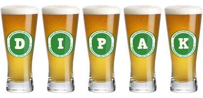 Dipak lager logo
